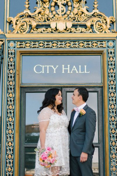 City Hall Bride