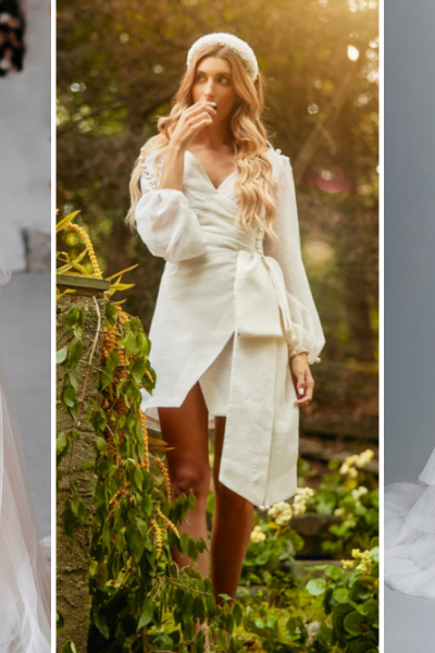 Top Wedding Dress Trends from Fall 2022 New York Bridal Fashion Week