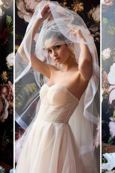 romantic wedding gowns