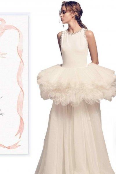 swan lake wedding inspiration