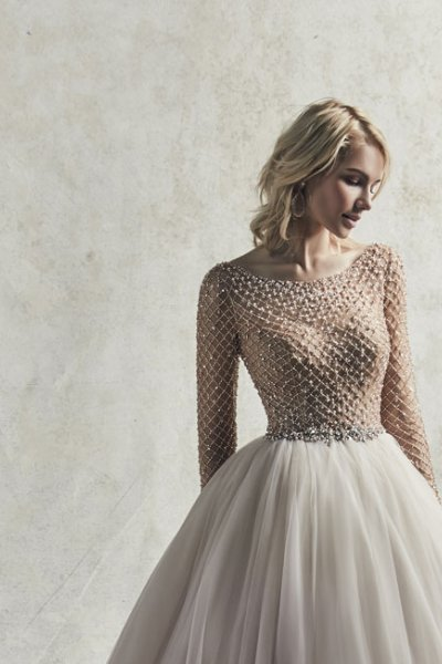 Stunning Gowns Under $2,500
