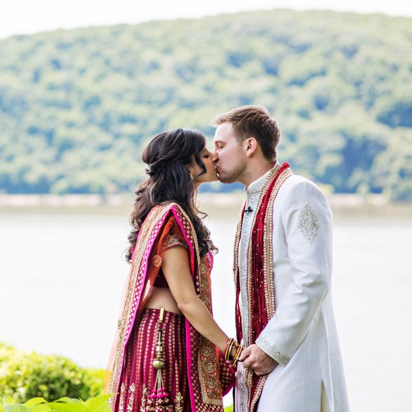 Vibrant Indian Fusion Wedding