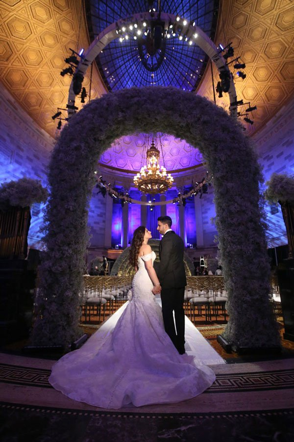 Luxe New York Nuptials