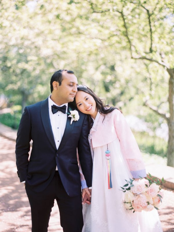 A Garden Party: Jenny & Kunal in Chicago, IL