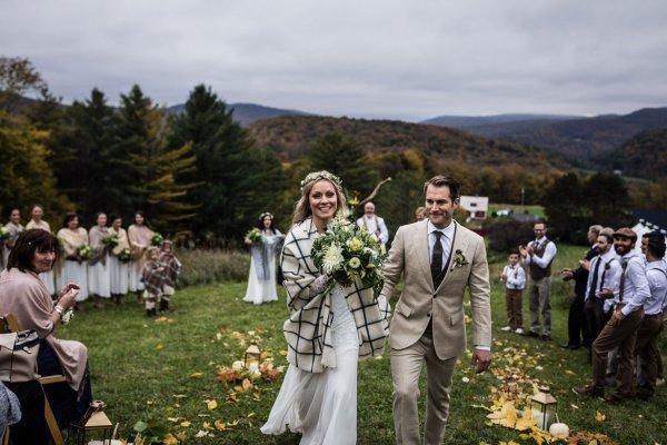 A Woodland Wedding: Kyle and Drew