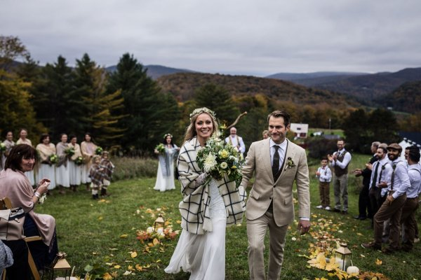 A Woodland Wedding: Kyle and Drew