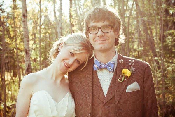 Harry Potter Wedding: Spectra & Sawyer