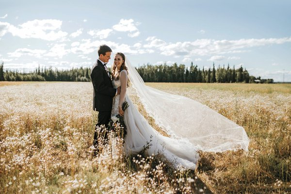 Wedding in Alaska