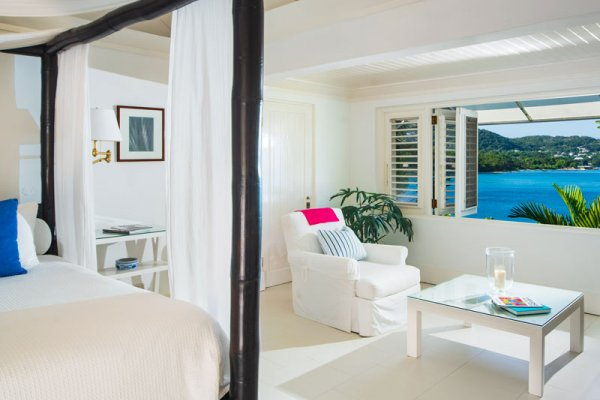 Pineapple Room at Round Hill Hotel and Villas Jamaica