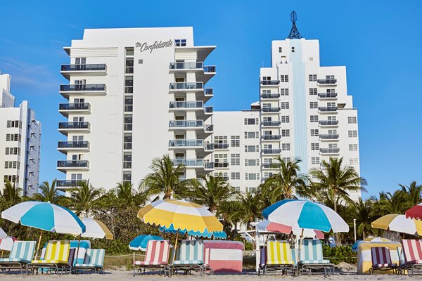 Little White Book Sweepstakes - win a five night stay at The Confidante Miami Beach