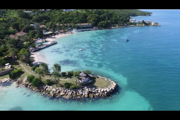 Blue Waters Resort - Antigua