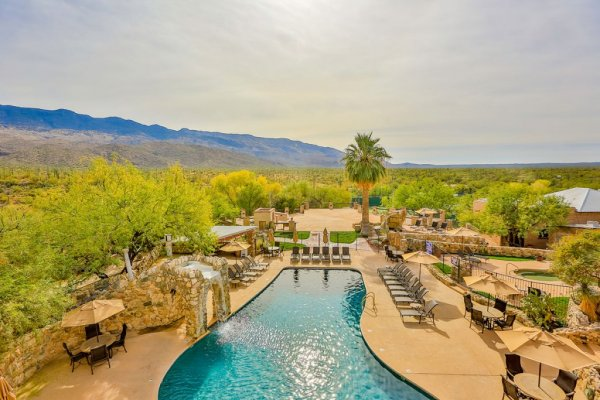 Win a Stay at Tanque Verde Ranch