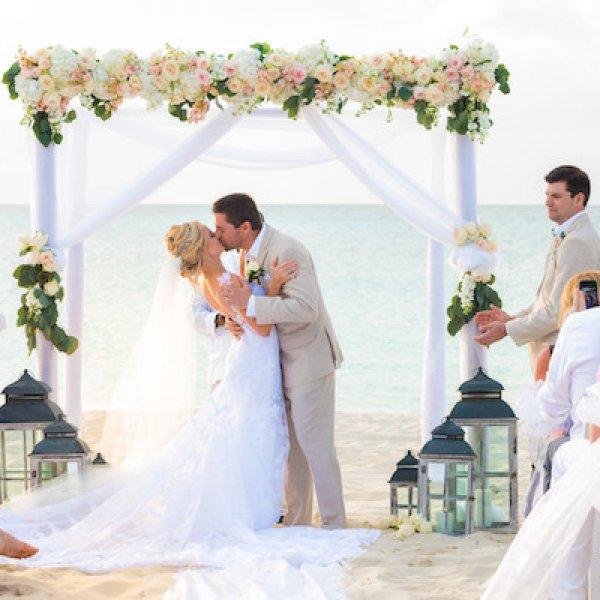 15 Creative Chuppahs from Real Weddings