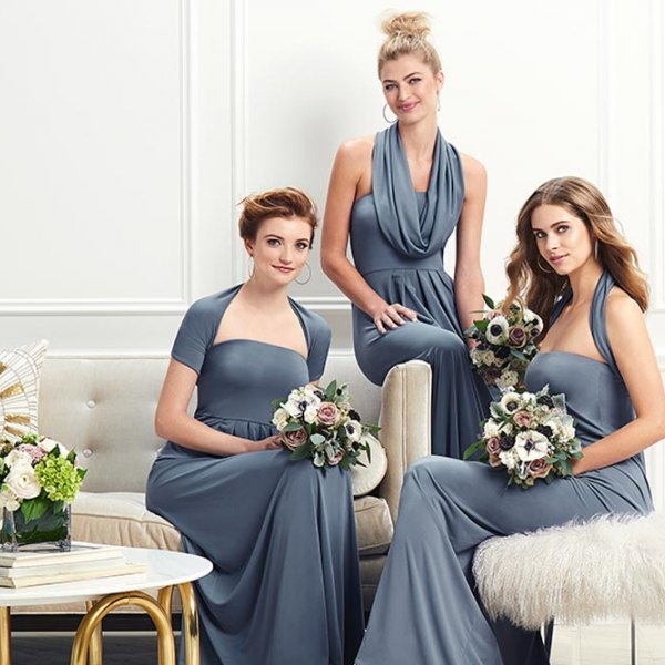 The Loop Dress by Dessy for Bridesmaids