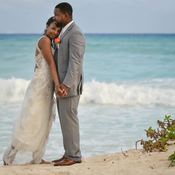 Real Wedding at Beach Palace