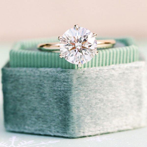 Ada Diamonds engagement ring