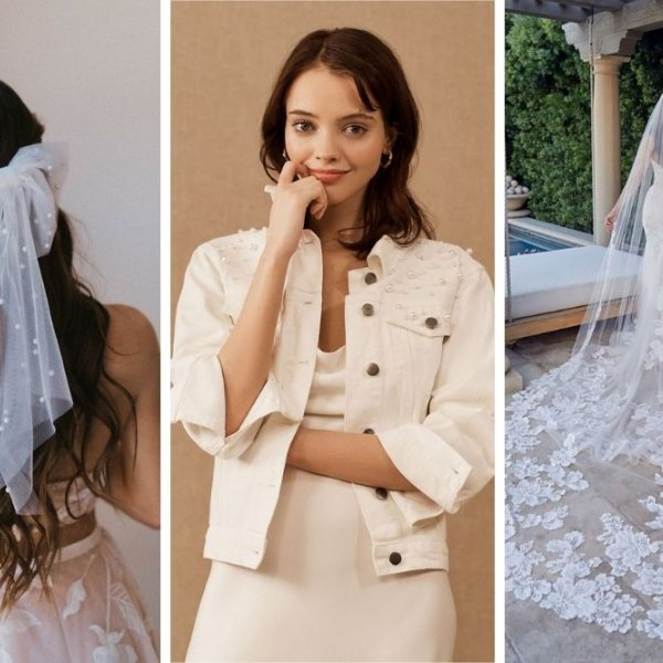 bridal accessories 2021