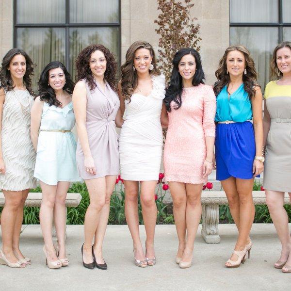 Bridal Shower Party Dresses