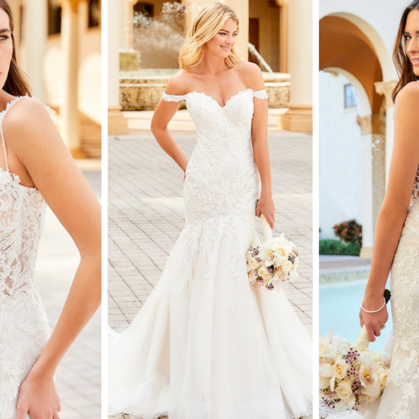 15 Autumn Wedding Dresses to Fall in Love With
