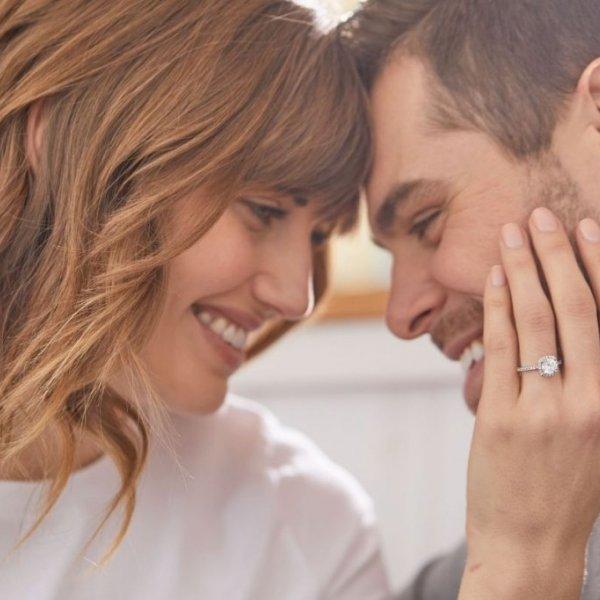 clean origin engagement ring