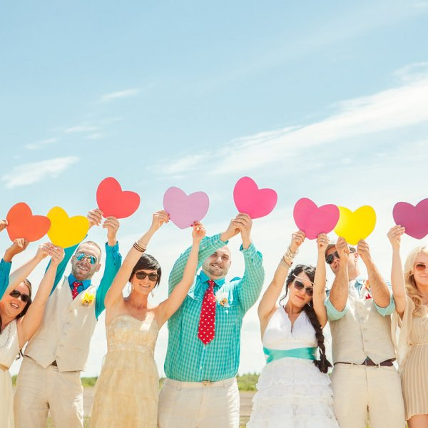 200 Color Combinations For Your Wedding
