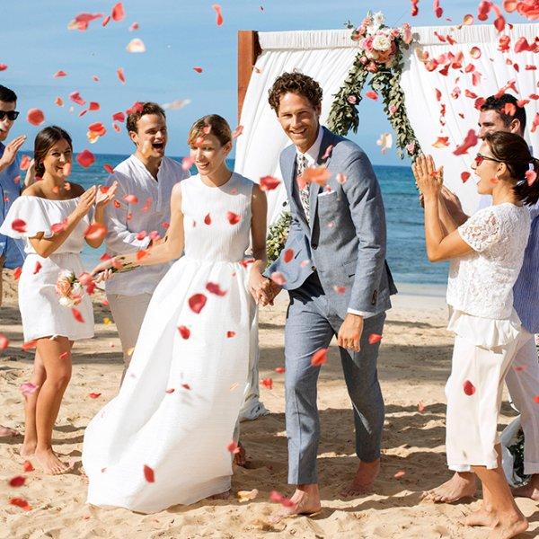 excellence punta cana destination wedding