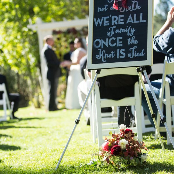 family issues wedding planning