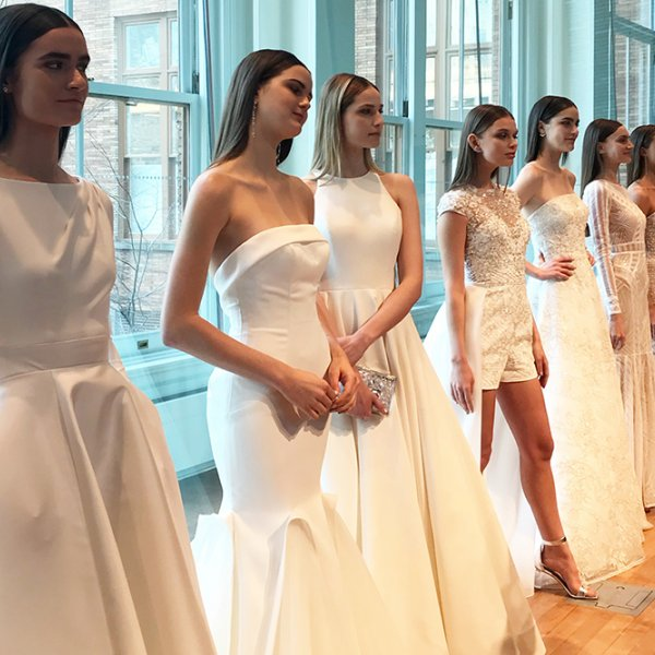 2019 wedding gown trends