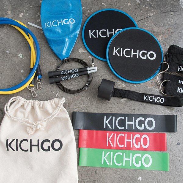 Kit Kichgo essentials