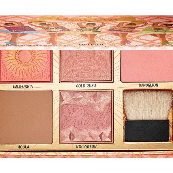 Benefit Cheek Parade Bronzer and Blush Palette