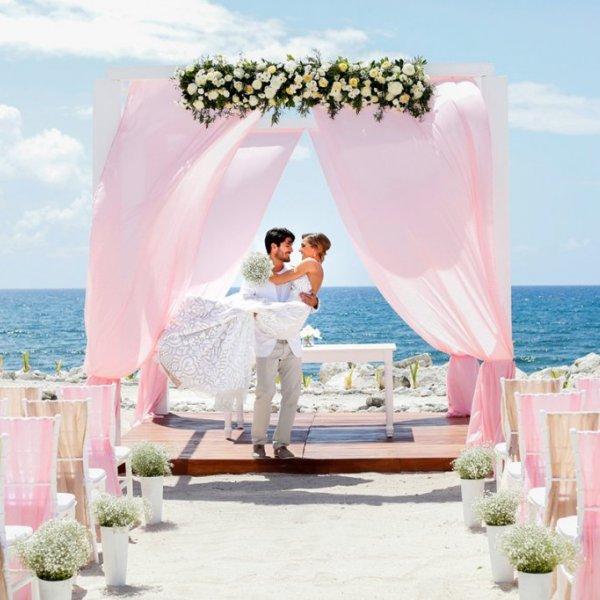 Weddings by Palladium at Grand Palladium Hotels and TRS Hotels
