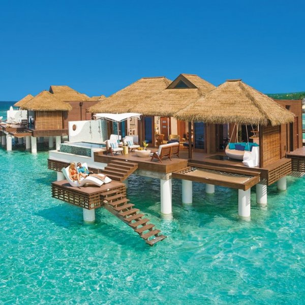 Sandals Royal Caribbean Over-The-Water Villa
