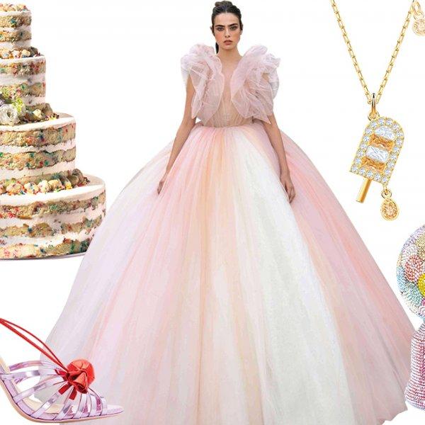 Sugar Rush wedding
