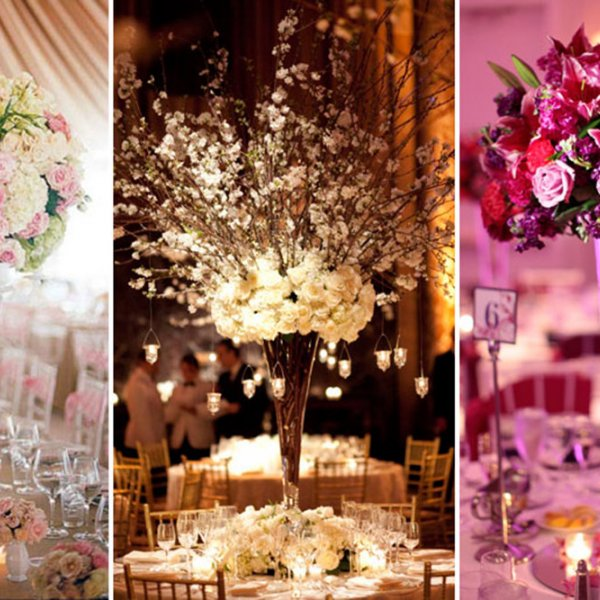 Wedding Centerpiece Ideas Without Flowers: Wedding centerpiece ...