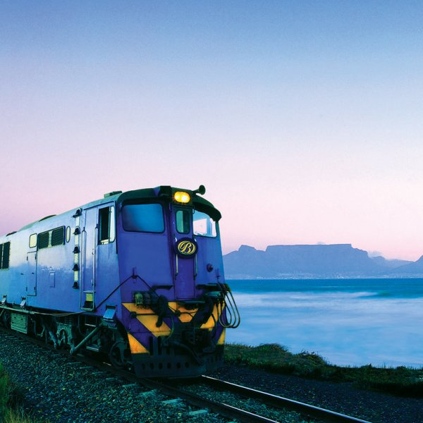 train honeymoon