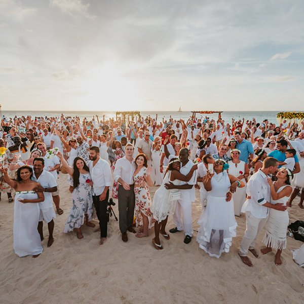 vow renewal in aruba