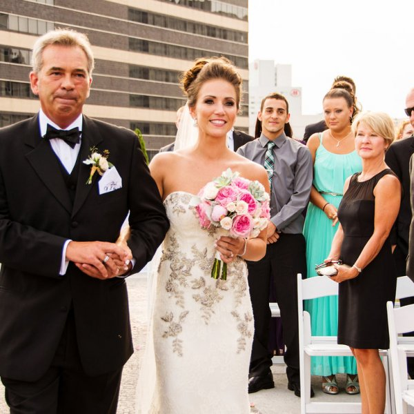 The Wedding Processional Order: Who Walks When?
