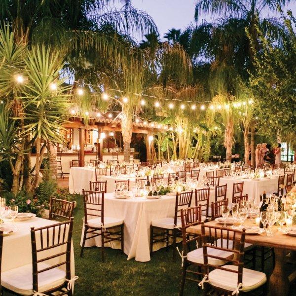 Elegant Country Wedding Ideas: Wedding Inspiration: Laid-Back Luxe