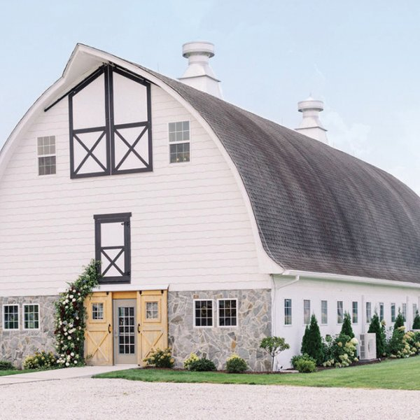 Dairy barn wedding