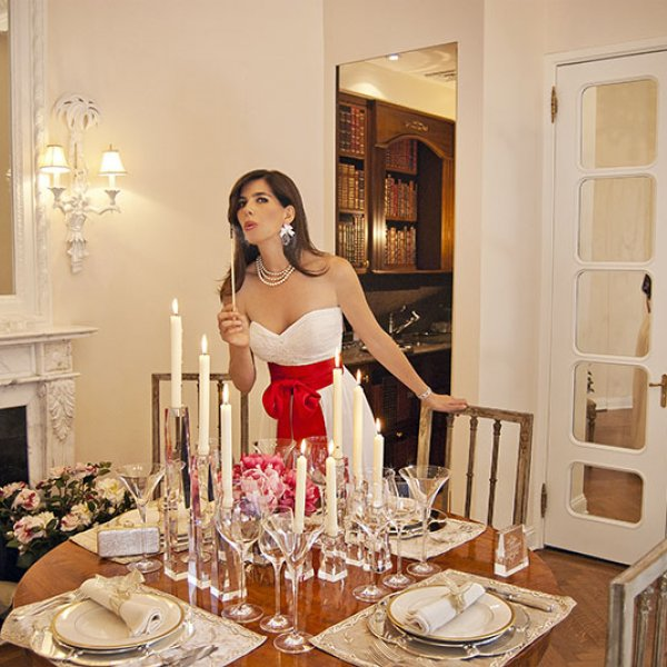 Casa Cassini Home Collection - crystal entertainment pieces and more by Oleg Cassini