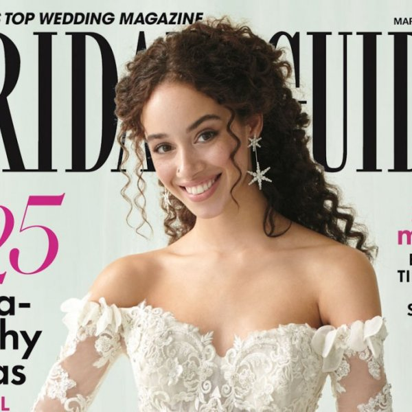 bridal guide march april 2021