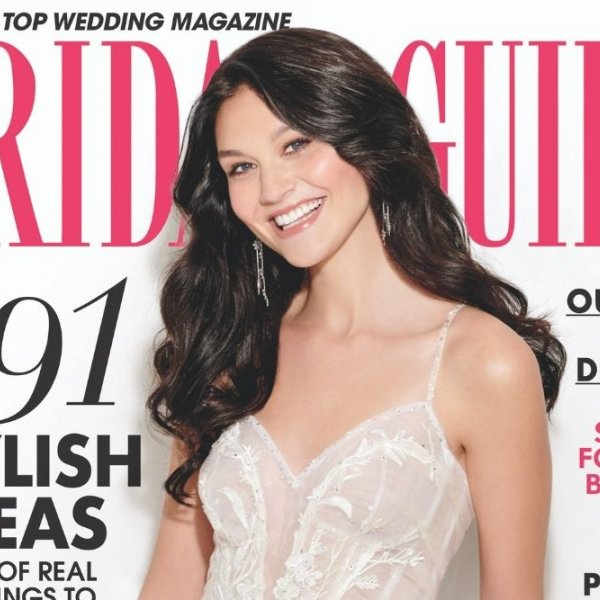 bridal guide may june 2021 cover