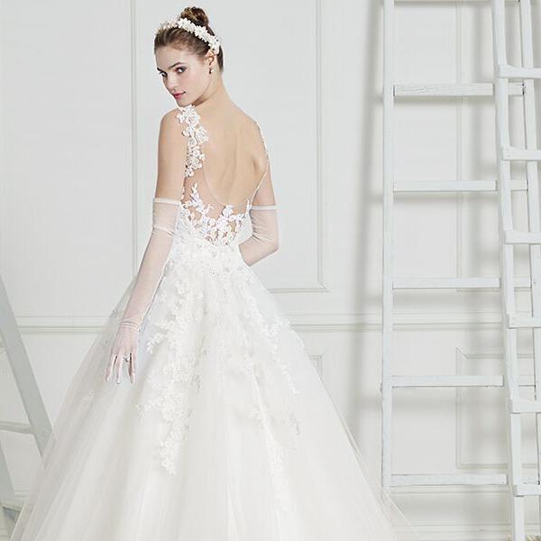 casablance wedding gowns