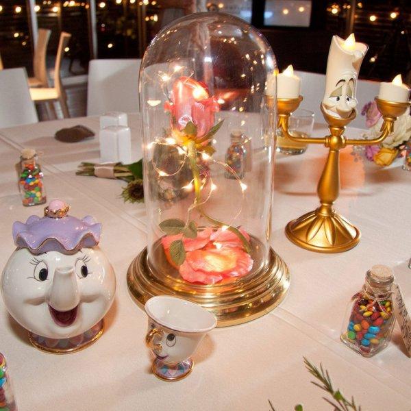 Cinderella-Themed Wedding Ideas