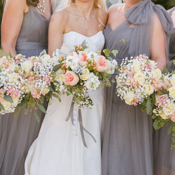 Garden Gorgeous Wedding Bouquets Fresh Ideas For Your Wedding Flowers