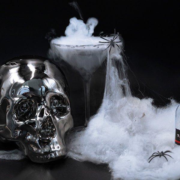 Halloween signature cocktail