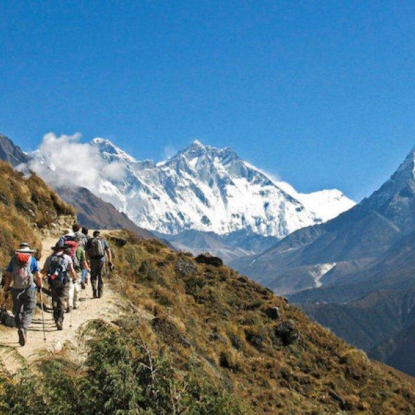 Himalayas honeymoon