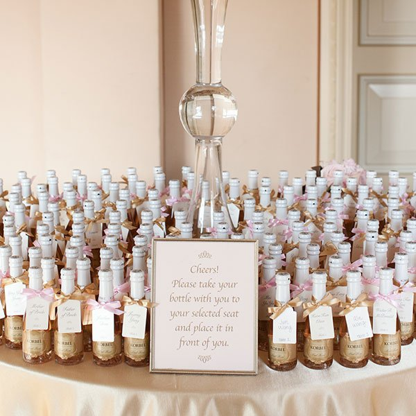 Diy Hot Chocolate Favor Bridalguide