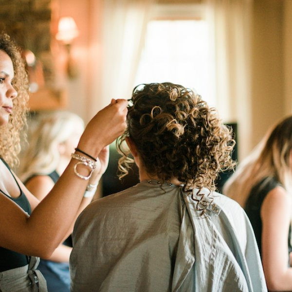 20 Stunning Updos from Real Brides