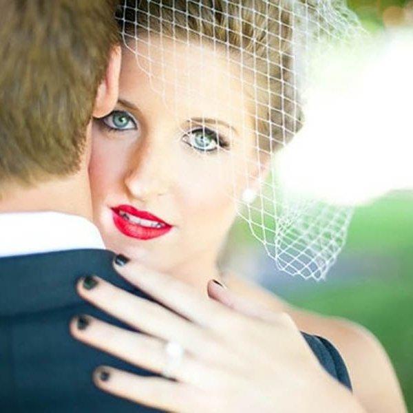 diy wedding makeup